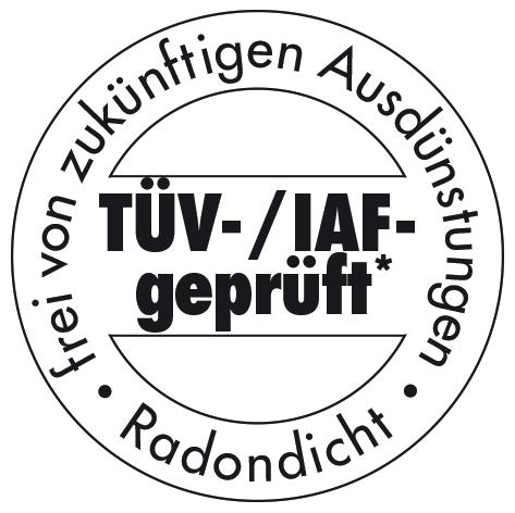 TÜV-/IAF-geprüft